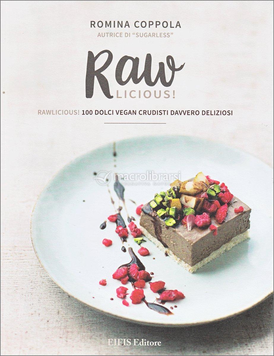 Raw Delices con Romina Coppola