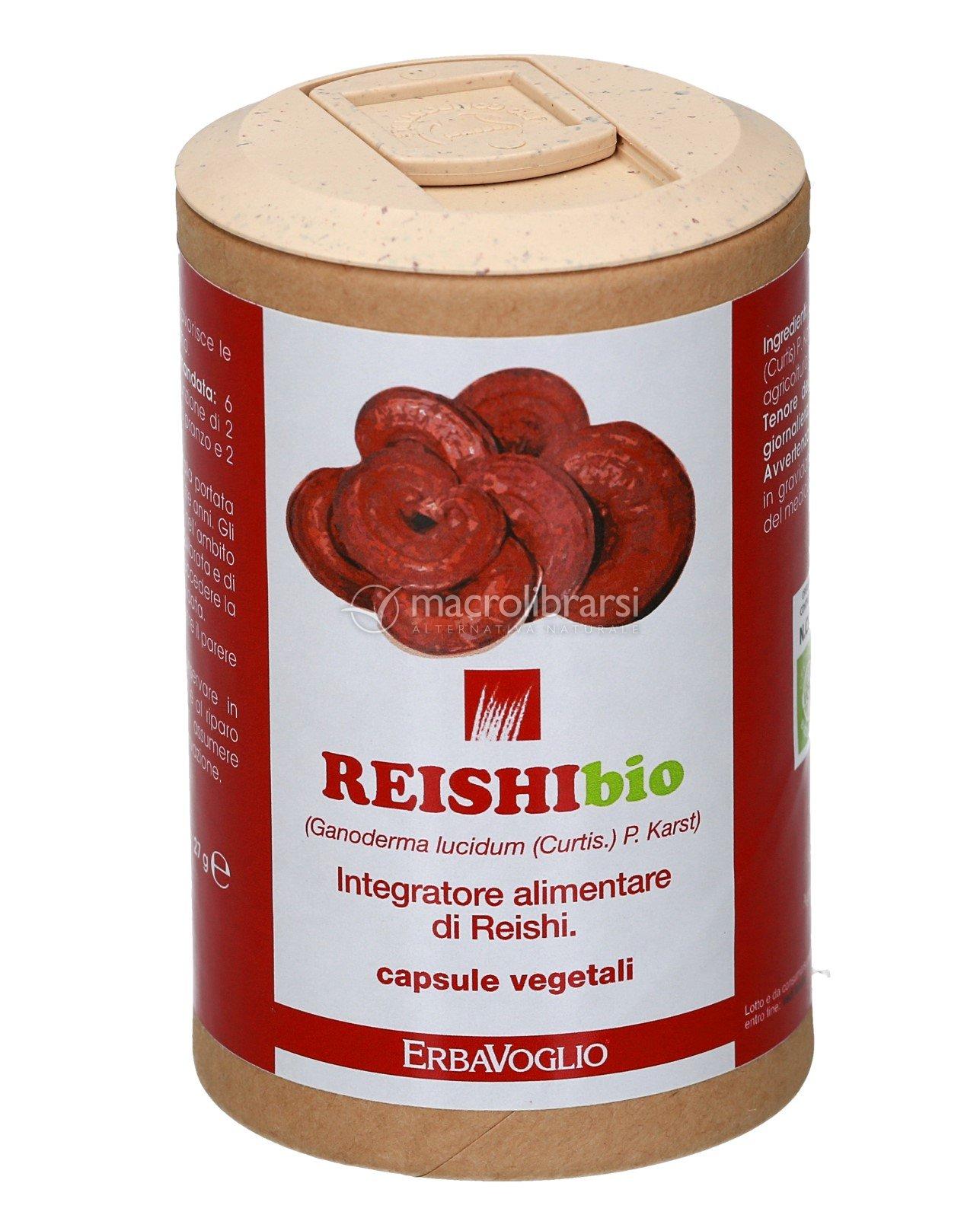 Reishi Bio - 90 Capsule