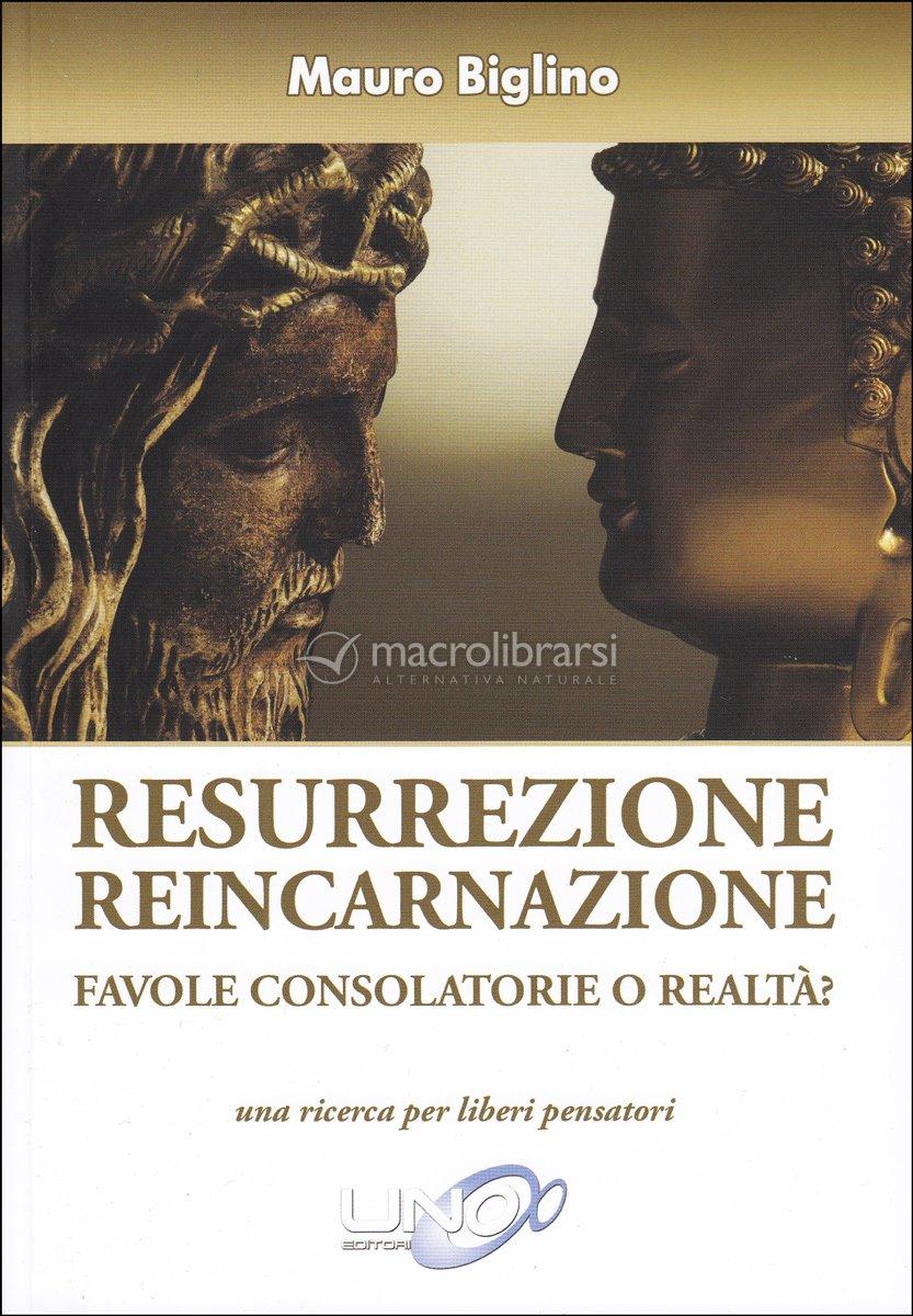 Resurrezione Reincarnazione — Libro di Mauro Biglino