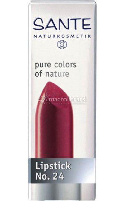 Rossetto - Lipstick N. 24 Rosso Lampone (Raspberry Red)