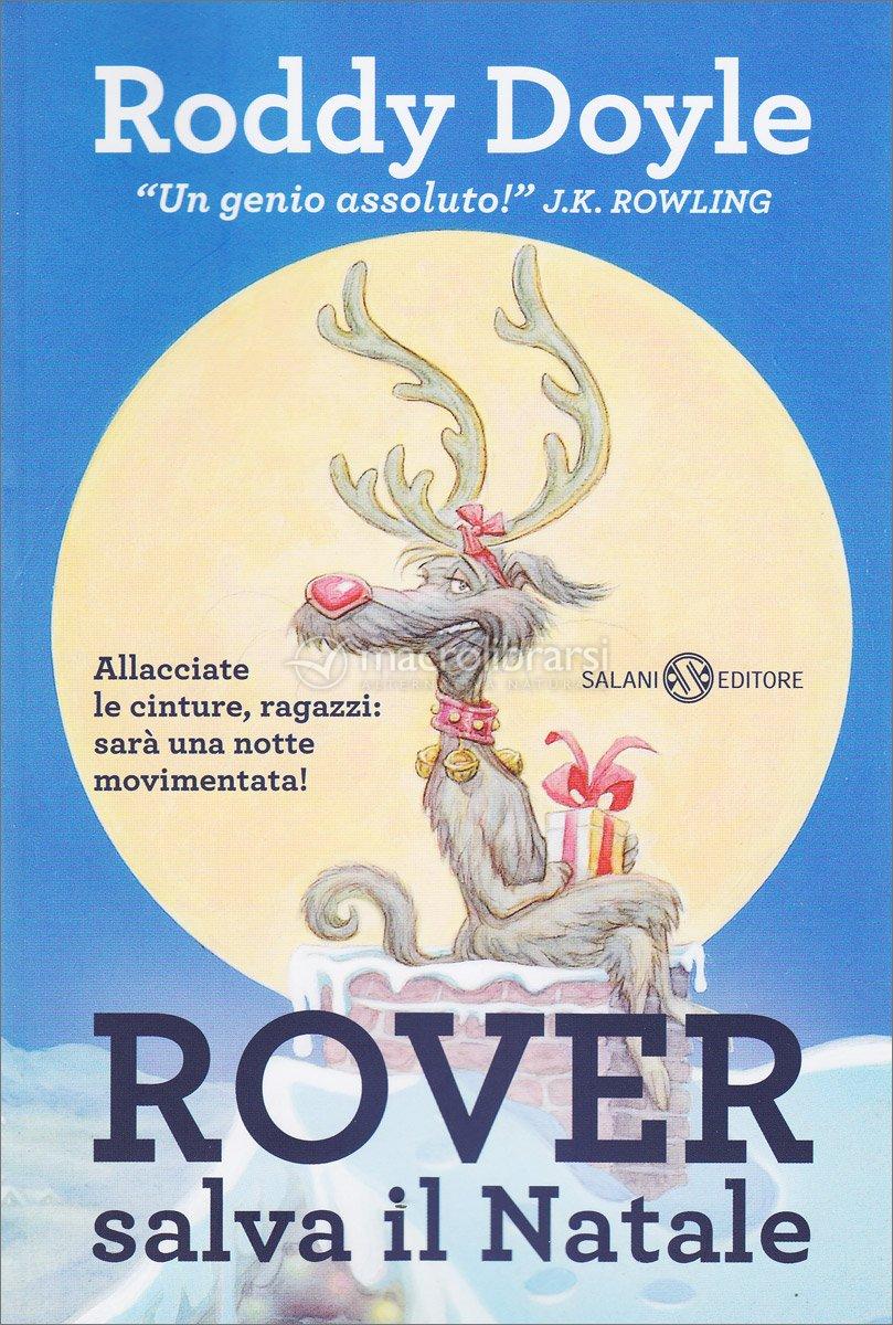Risultati immagini per Rover salva il Natale libro immagine