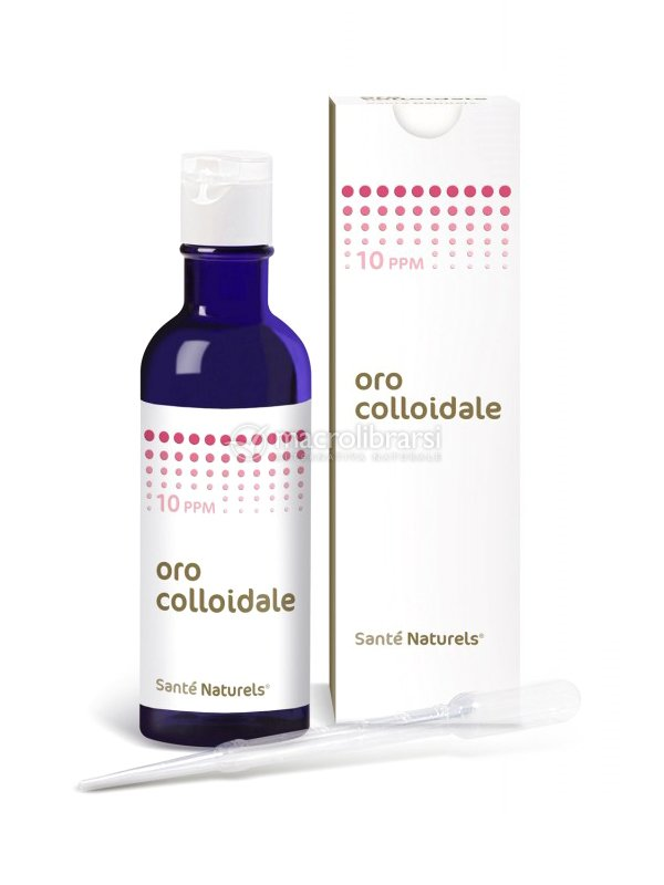 Oro Colloidale - 10 ppm - 200 ml