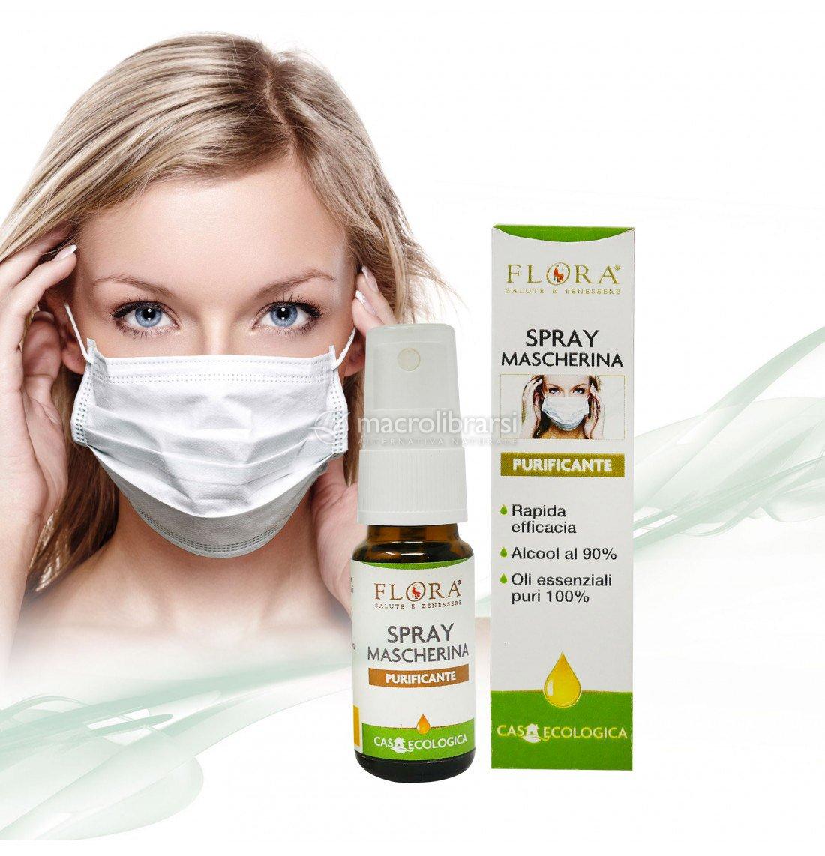 Spray Mascherina Purificante Di Flora Macrolibrarsi It