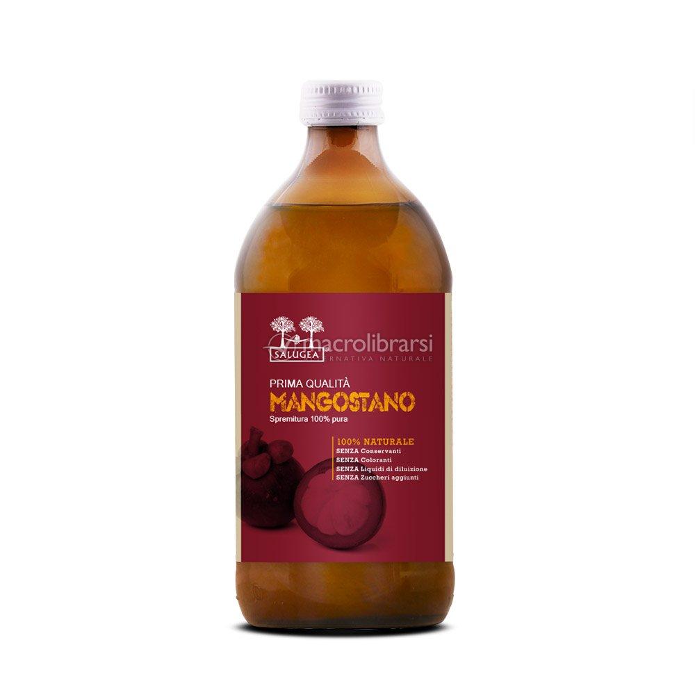 Succo di Mangostano 500ml – Puro al 100%