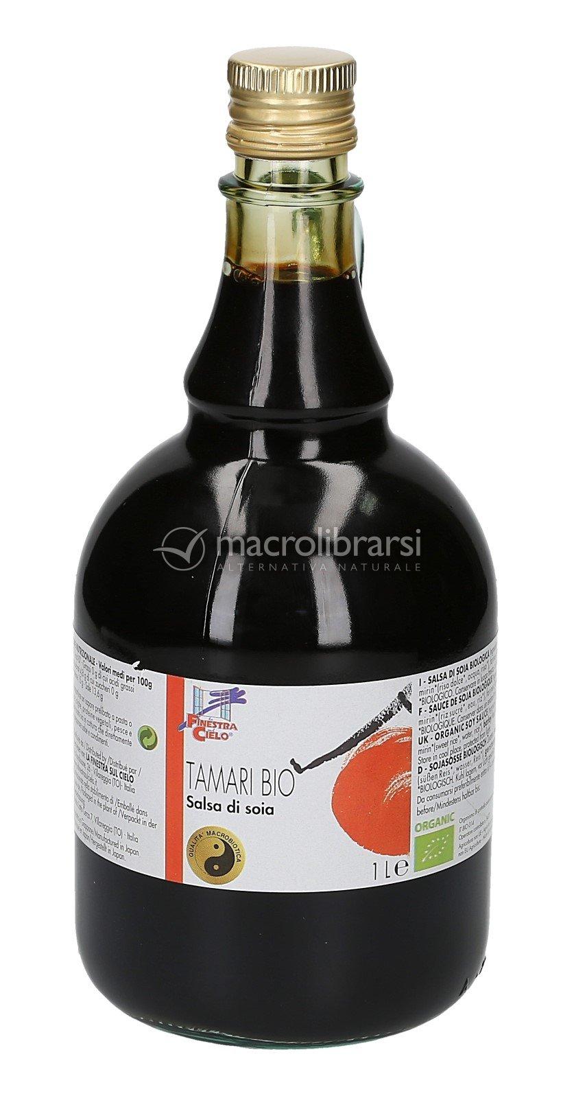Tamari Bio - Salsa di Soia - 1 l