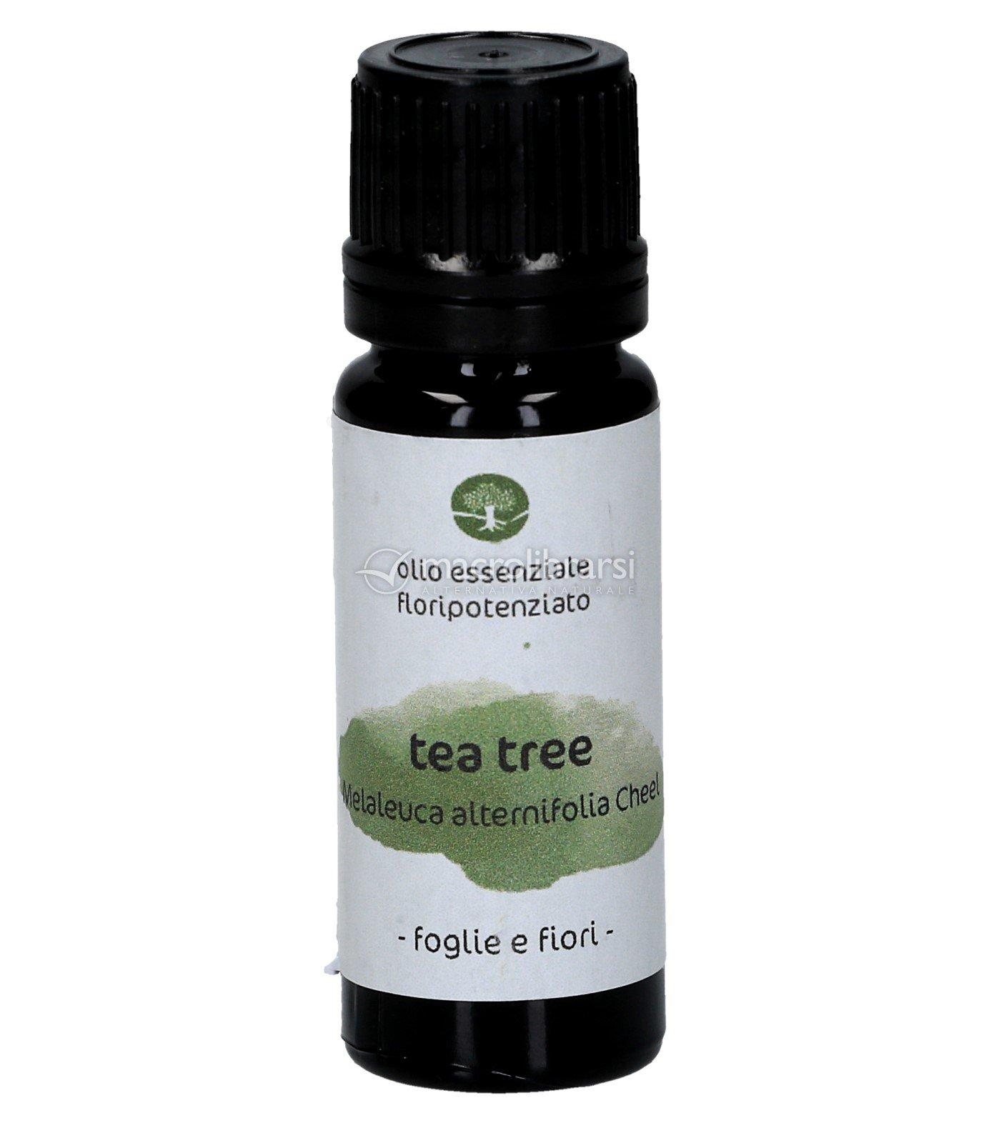 Tea Tree - Olio Essenziale Floripotenziato - 10 ml