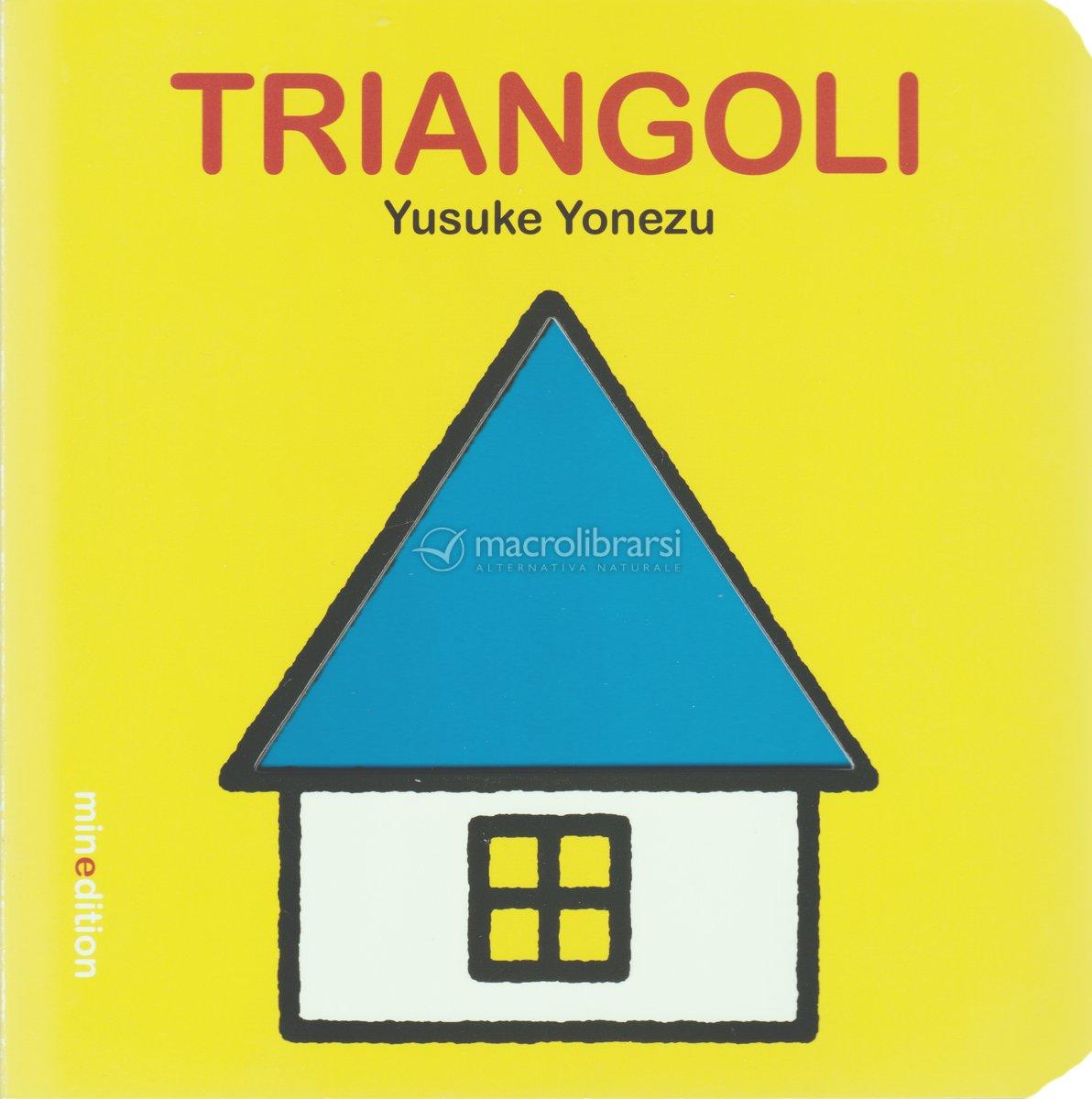 Triangoli - Libro Tattile