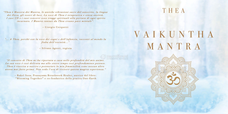 Vaikuntha Mantra CD - THEA