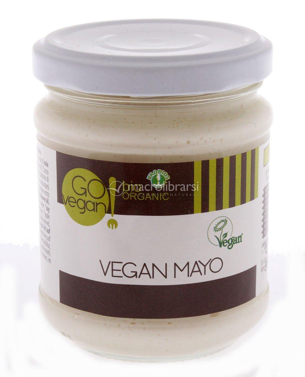 Vegan Mayo - Maionese a base di Soia - Probios Alimenti