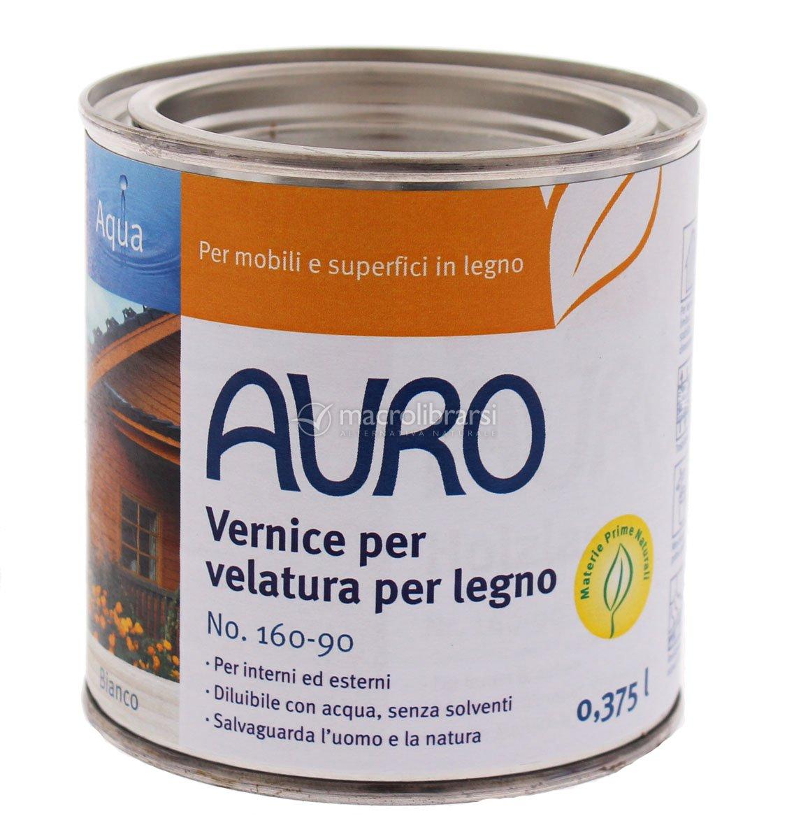 Vernice per velatura per legno bianco n 160 90 auro for Vernice per termosifoni