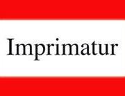 Imprimatur Editore