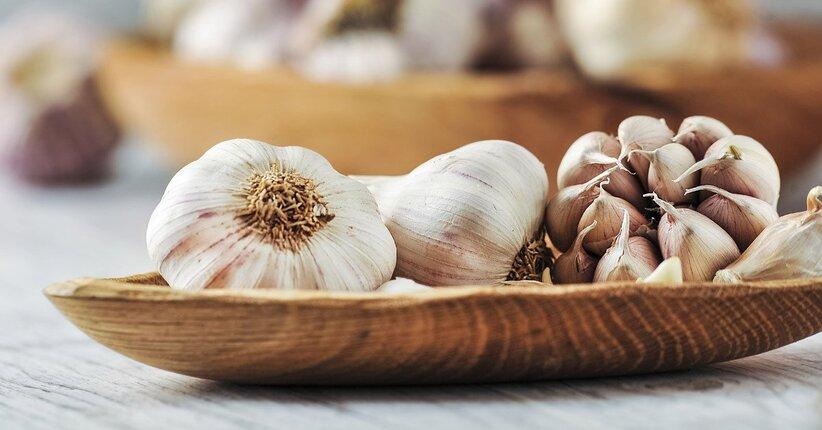 10 buoni motivi per mangiare aglio