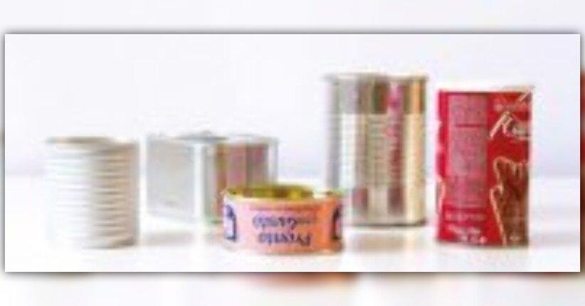 10 idee per riciclare i barattoli di latta