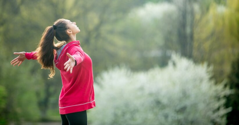 3 Esercizi di respirazione per principianti