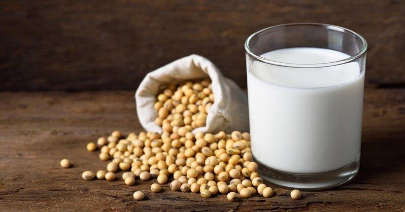 3 ricette buone con il latte di soia