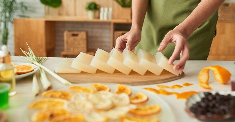 3 ricette per preparare saponi naturali in casa