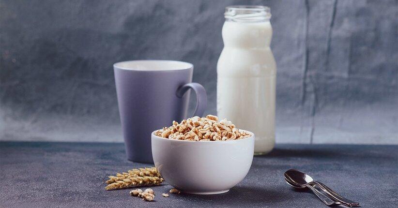 3 ricette vegetariane con il latte di farro