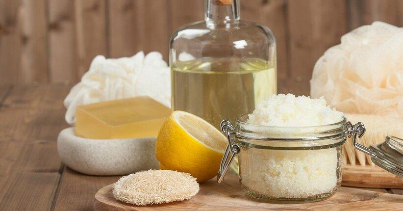 3 scrub fai da te per la cura della tua pelle