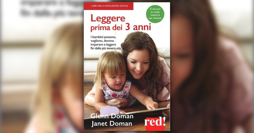 I bambini possono imparare a leggere prima dei 3 anni