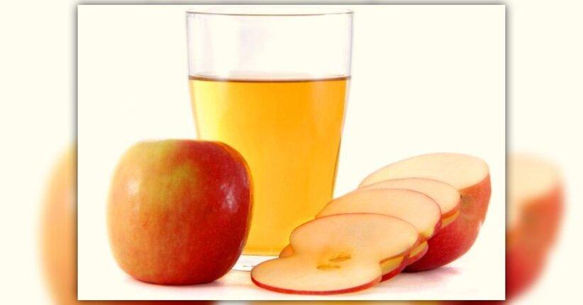 Aceto di mele per stare in salute