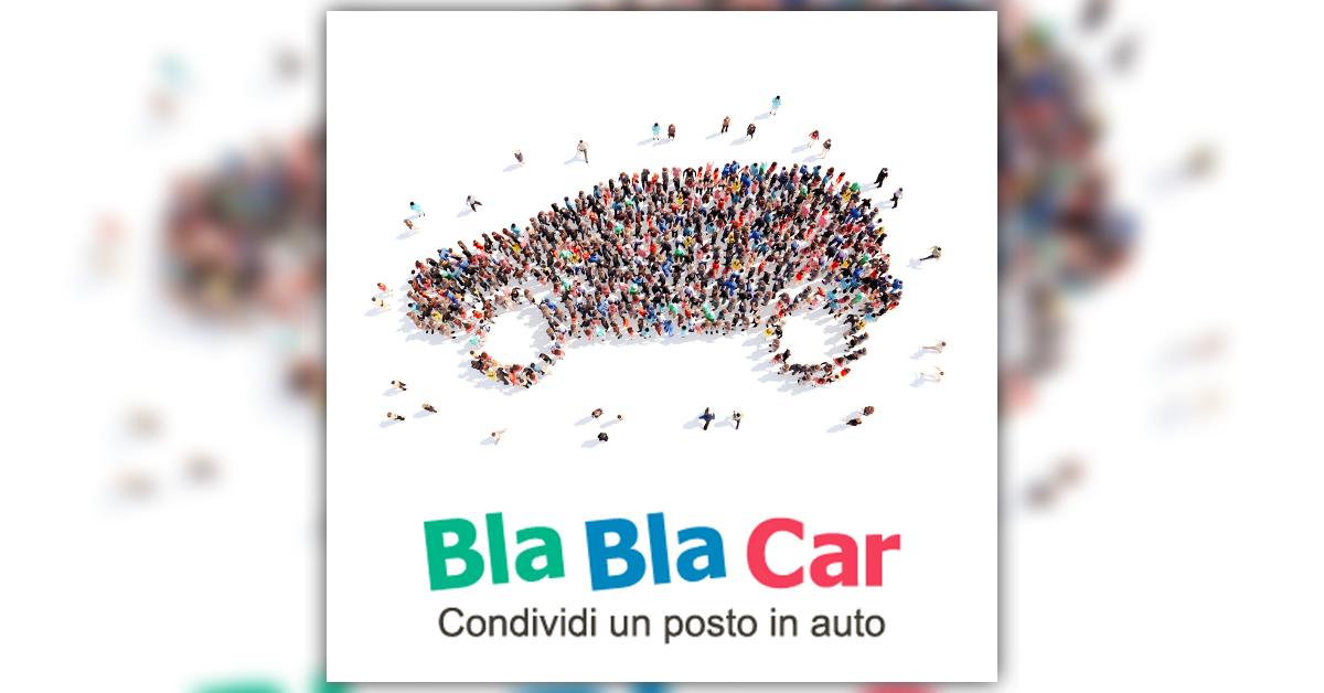 Agli Eventi di Macrolibrarsi ed Associazione La.Ri.Co. Con BlaBlaCar!