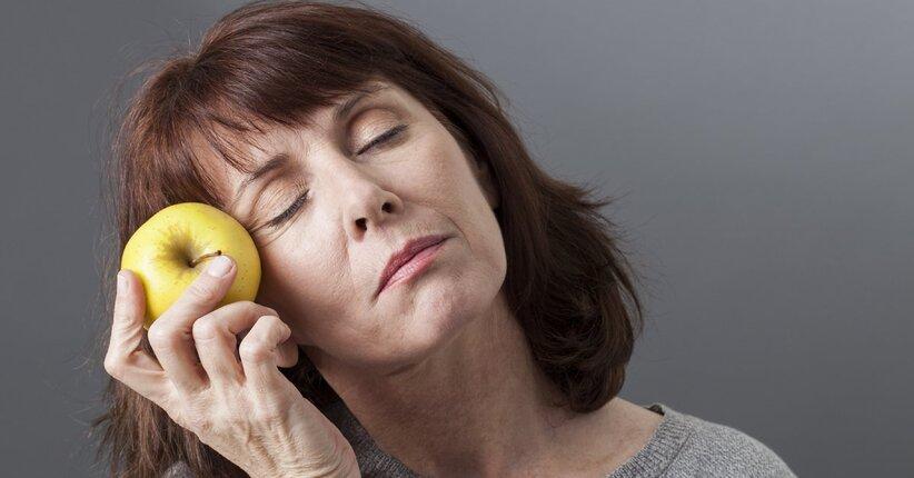 Alimentazione e disturbi della menopausa