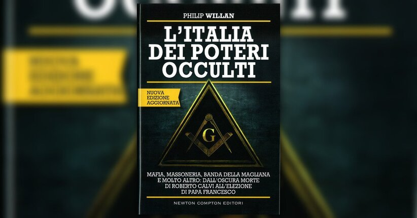 """Alla base di tutto - Estratto da """"L'Italia dei Poteri Occulti"""""""