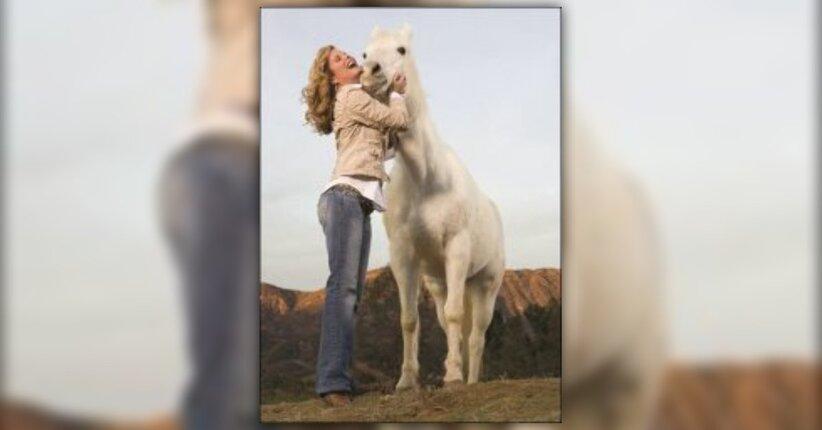 Amelia Kinkade, la donna che parla agli animali