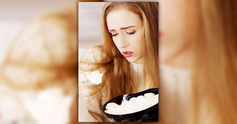 Ansia, fame nervosa e voglia di dolce