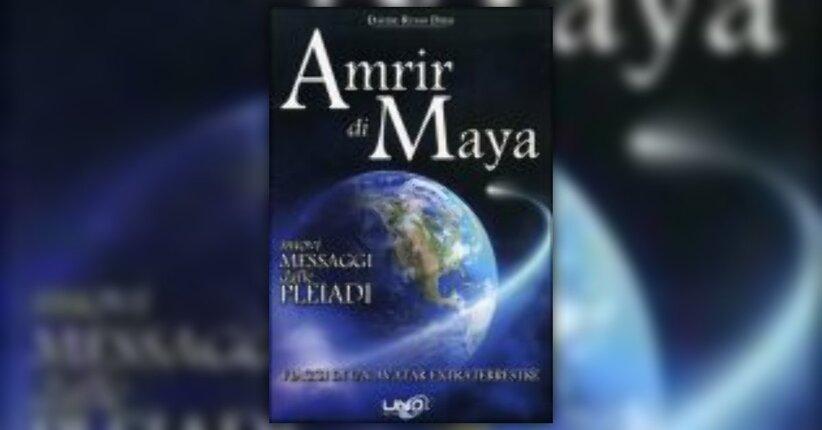 Anteprima Amrir di Maya LIBRO di Davide Russo Diesi