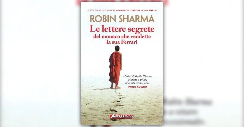 """Anteprima del libro """"Le Lettere Segrete del Monaco che Vendette la sua Ferrari"""""""