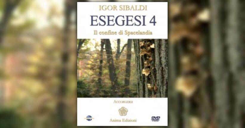 Anteprima - Esegesi Vol. 4 DVD - Il confine di Spacelandia