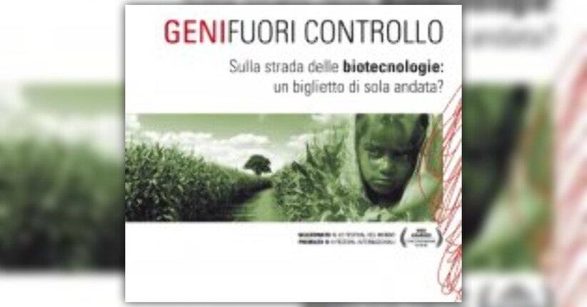 Anteprima Geni Fuori Controllo, DVD di Bertram Verhaag, Gabriele Kröber