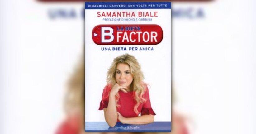 Anteprima - La Dieta B Factor  - Libro