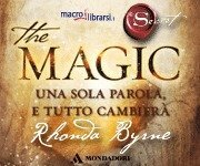 Anteprima The Magic LIBRO di Rhonda Byrne