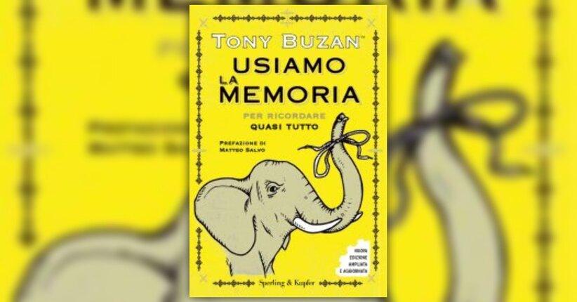 Anteprima - Usiamo la Memoria - Libro di Tony Buzan