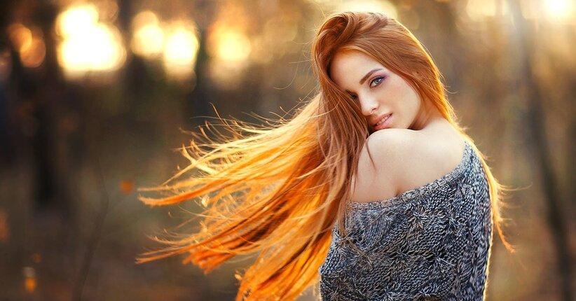 Autunno e perdita di capelli
