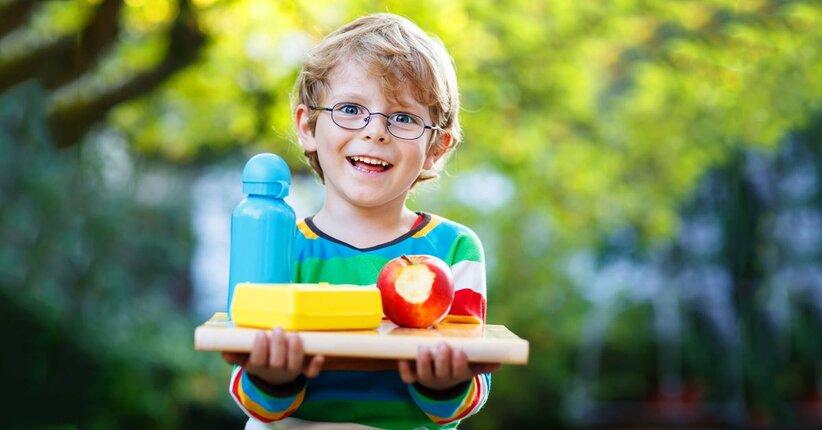 Back to school, ma quest'anno nella cartella merendine sane con l'essiccatore!