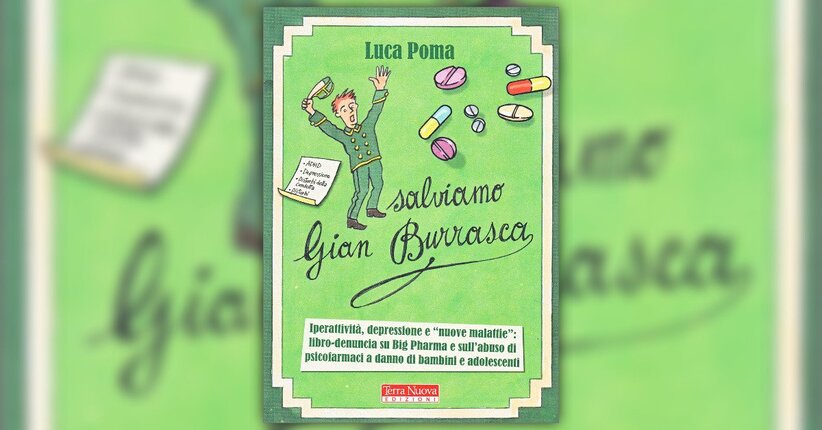 """Bambini agitati e distratti - Estratto da """"Salviamo Gian Burrasca!"""""""
