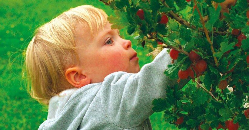 Bambini e cambio di stagione