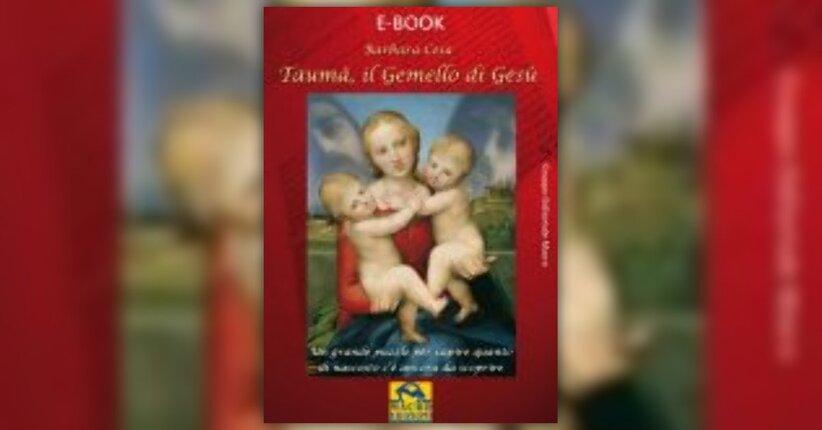 Barbara Cesa - Anteprima - Taumà il Gemello di Gesù