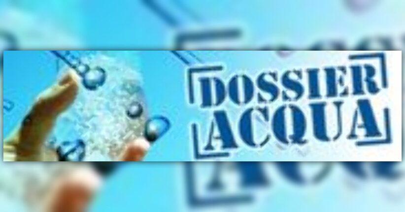 Dossier Acqua
