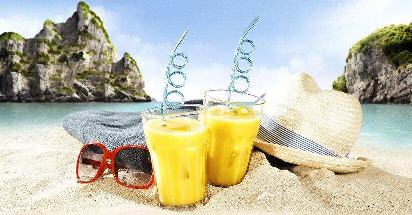 Bevande rinfrescanti per l'estate