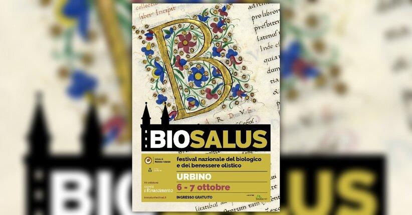 Biosalus  Urbino il 6 e 7 ottobre 2018