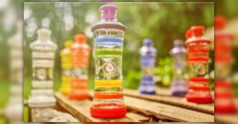 Le bottiglie i9: acqua strutturata per il tuo benessere!
