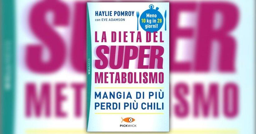"""Ci sono passata anch'io, e so com'è? - Anteprima di """"La Dieta del Super Metabolismo"""""""