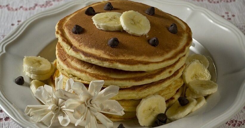 Colazione inglese: scopri i pancakes!