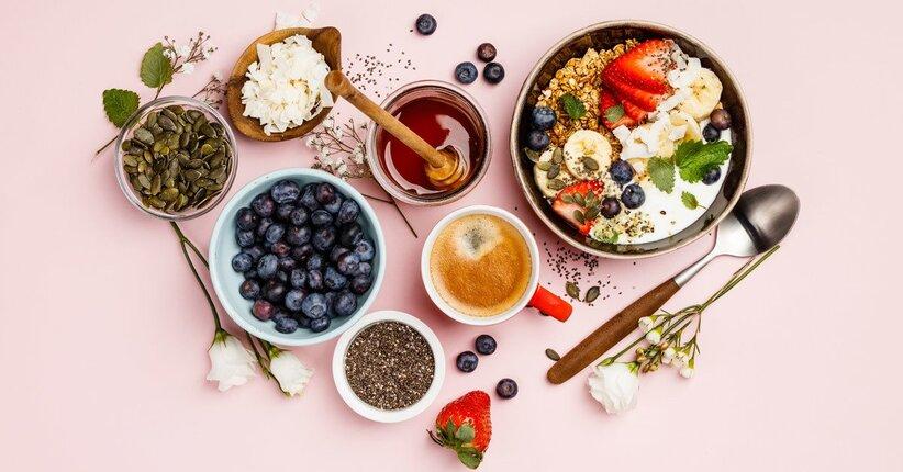Colazione sana: 4 ricette vegan