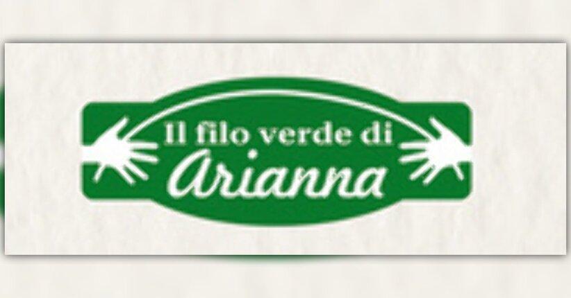 """Collana """"Il Filo Verde di Arianna"""""""