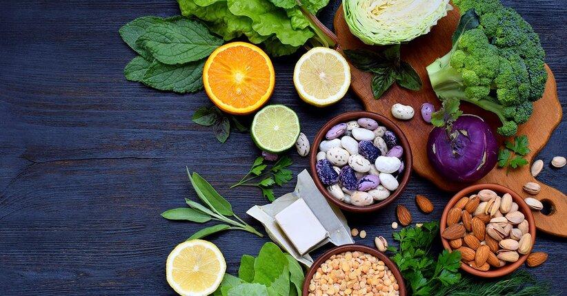 Combinazioni alimentari raw